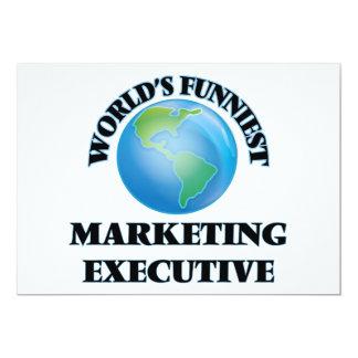 World's Funniest Marketing Executive Cards