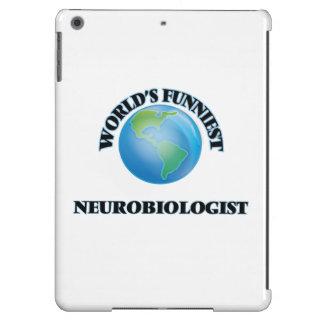 World's Funniest Neurobiologist iPad Air Covers