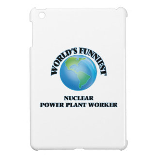 World's Funniest Nuclear Power Plant Worker iPad Mini Covers