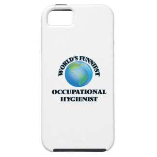 World's Funniest Occupational Hygienist iPhone 5 Case
