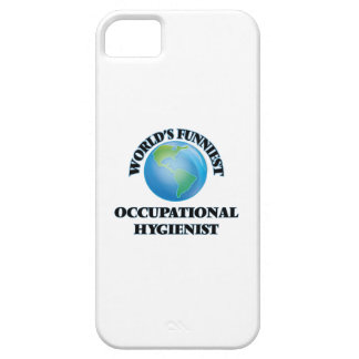 World's Funniest Occupational Hygienist iPhone 5 Cover