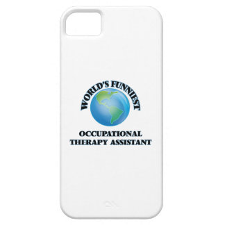 World's Funniest Occupational Therapy Assistant iPhone 5 Covers
