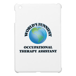 World's Funniest Occupational Therapy Assistant iPad Mini Covers