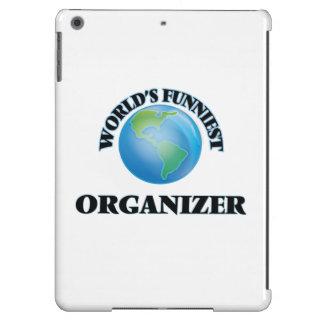 World's Funniest Organizer iPad Air Cover