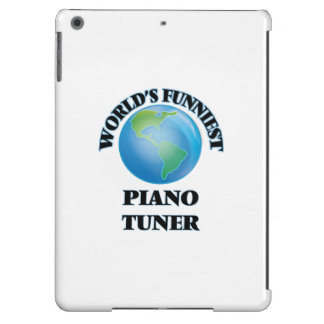 World's Funniest Piano Tuner iPad Air Covers