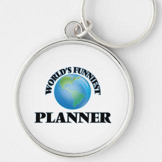 World's Funniest Planner Key Chain