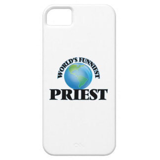 World's Funniest Priest iPhone 5 Case