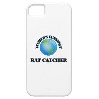 World's Funniest Rat Catcher iPhone 5 Case