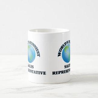 World's Funniest Sales Representative Mugs