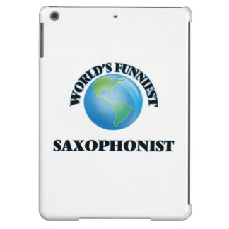 World's Funniest Saxophonist iPad Air Cover