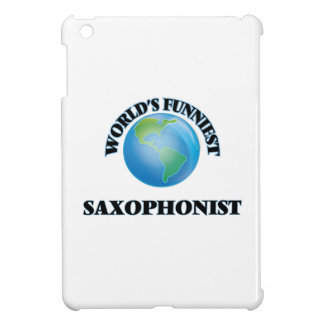 World's Funniest Saxophonist iPad Mini Cover