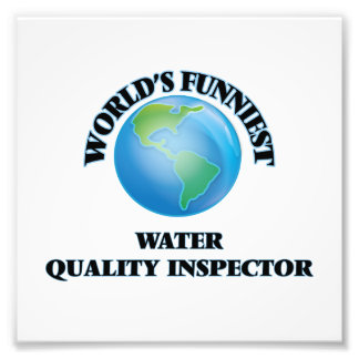 World's Funniest Water Quality Inspector Photo