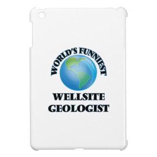 World's Funniest Wellsite Geologist iPad Mini Cases