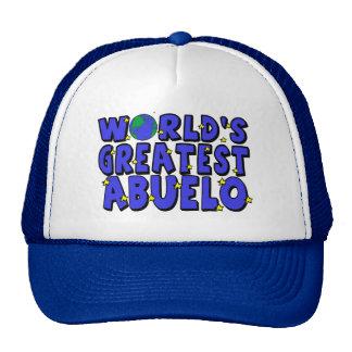 World's Greatest Abuelo Cap