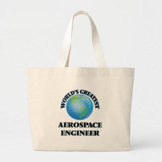 World's Greatest Aerospace Engineer Tote Bag