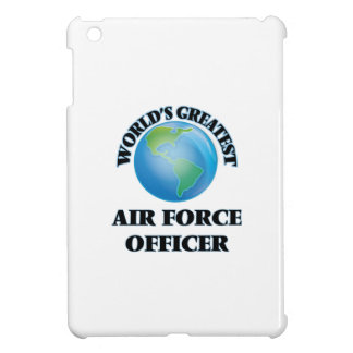 World's Greatest Air Force Officer iPad Mini Covers