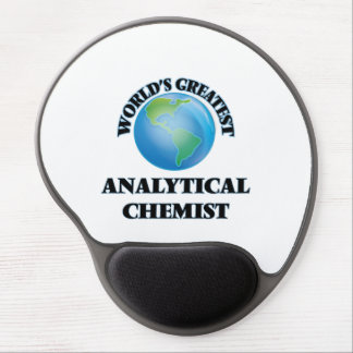 World's Greatest Analytical Chemist Gel Mousepad