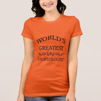 World's greatest Archeologist T-Shirt