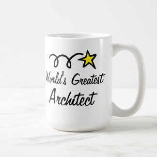 World's Greatest Architect - Coffee Mug gift