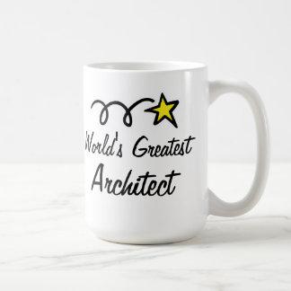 World's Greatest Architect - Coffee Mug gift