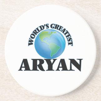 World's Greatest Aryan Beverage Coasters