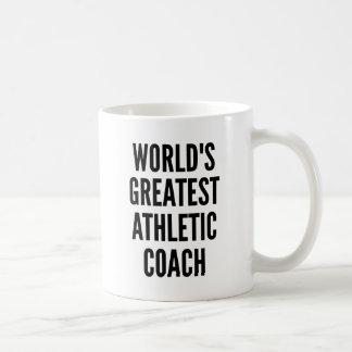 Worlds Greatest Athletic Coach Coffee Mug