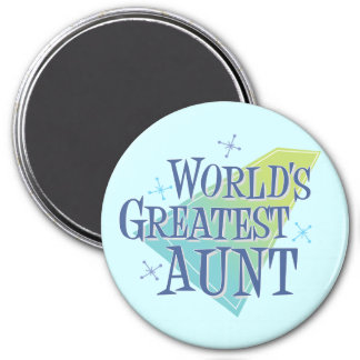 World's Greatest Aunt Magnet