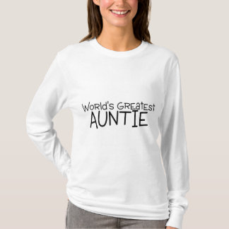 Worlds Greatest Auntie T-Shirt