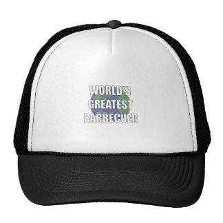 World's Greatest Babecuer Hat