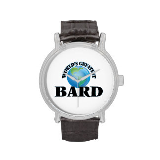 World's Greatest Bard Watches
