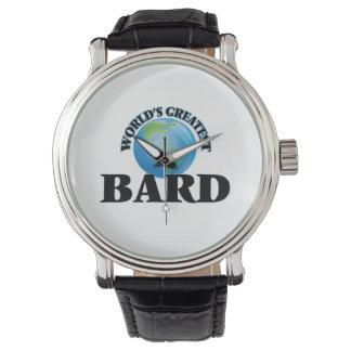 World's Greatest Bard Wristwatch