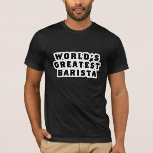 4d88da1e59 Barista T-Shirts & Shirt Designs | Zazzle UK