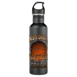 World's Greatest Basketball Coach Liberty Bottle 710 Ml Water Bottle