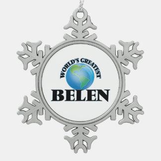 World's Greatest Belen Ornament