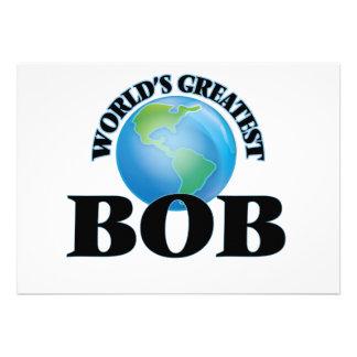World's Greatest Bob Card