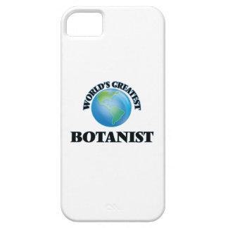 World's Greatest Botanist iPhone 5 Cover