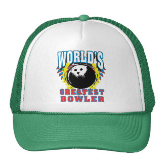 World's Greatest Bowler Cap