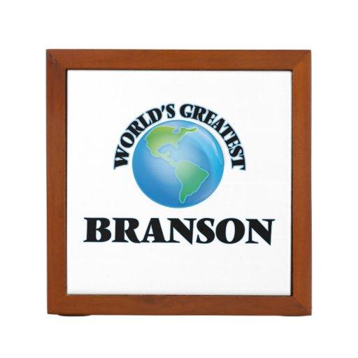 World's Greatest Branson Desk Organizer
