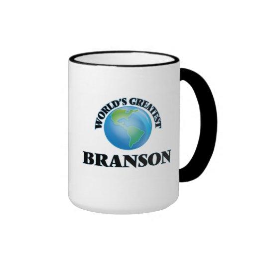 World's Greatest Branson Coffee Mugs