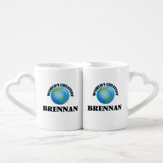 World's Greatest Brennan Lovers Mug