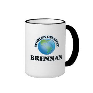 World's Greatest Brennan Mugs
