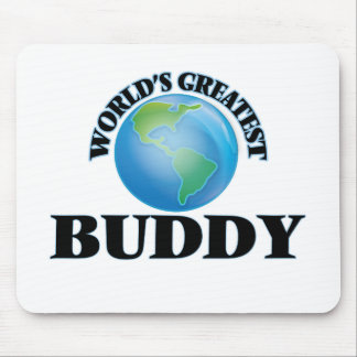 World's Greatest Buddy Mouse Pad