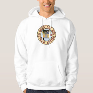 World's Greatest Bus Driver Hoodie