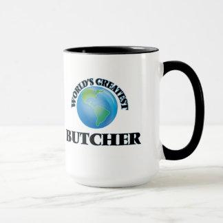 World's Greatest Butcher Mug