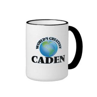 World's Greatest Caden Coffee Mug