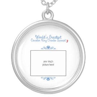 Worlds Greatest Cavalier King Charles Spaniel Jewelry