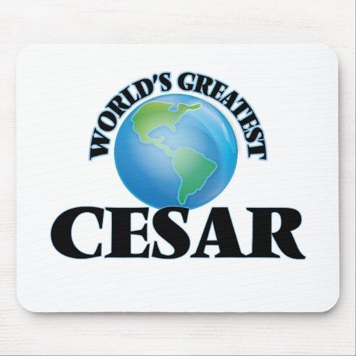 World's Greatest Cesar Mousepads