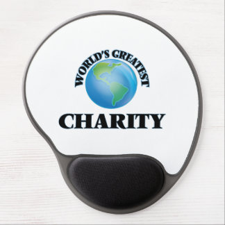 World's Greatest Charity Gel Mousepads