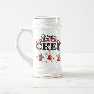Worlds Greatest Chef Gift Mug