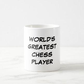 """World's Greatest Chess Player"" Mug"